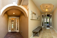 Front Entry Collage
