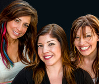 Portraits at Red Salon and Spa, Fort Myers Fl