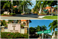 The TIDES entrance collage