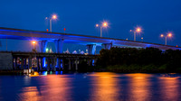 Blue Bridge, Miami