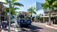 Fort Myers Downtown Florida, Fort Myers Bus, River District