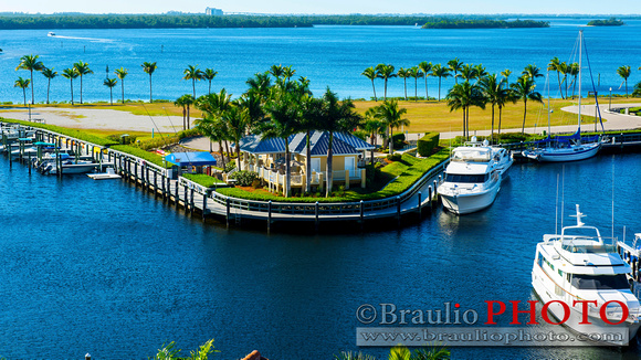 Tarpon Point Marina, Silver King Boulevard, Cape Coral, FL