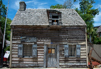 The Oldest Wood School House in the USA St. Augustine Florida